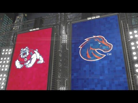 Fresno State falls 17-14 to Broncos
