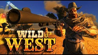 TRAILER NUEVA SERIE ARK!! - WILD WEST! - NexxuzWorld