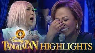 Video Tawag ng Tanghalan: Jaya can't hold back her laughter MP3, 3GP, MP4, WEBM, AVI, FLV Agustus 2018