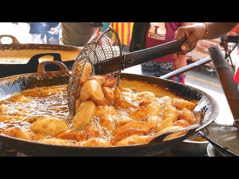 Amazing MALAYSIAN street food at KUALA LUMPUR NIGHT MARKET | Food and Travel Channel | Malaysia