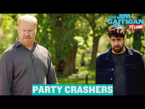The Jim Gaffigan Show 1.03 Clip 'Party Crashers'