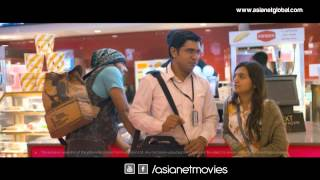 Nonton Bangalore Days   Nivin Pauly Dulquer And Nazriya At Airport Scene Film Subtitle Indonesia Streaming Movie Download