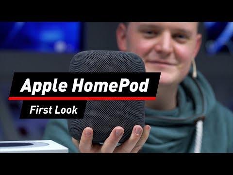 Apple HomePod im Check: Viel Bass, wenig Musik
