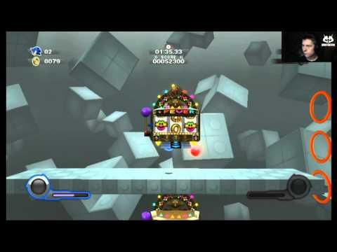 Прохождение Sonic Colors [ИгроПроходимец] Part 01