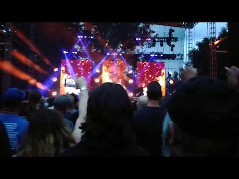 Primus - Frizzle Fry - McMenamins Edgefield 8/12/2017 (видео)