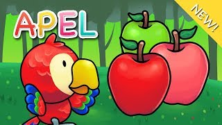 Video Lagu Anak Indonesia | Apel MP3, 3GP, MP4, WEBM, AVI, FLV Oktober 2018