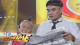 Video It's Showtime Funny One Dos Korambos   Semifinals MP3, 3GP, MP4, WEBM, AVI, FLV Juli 2018
