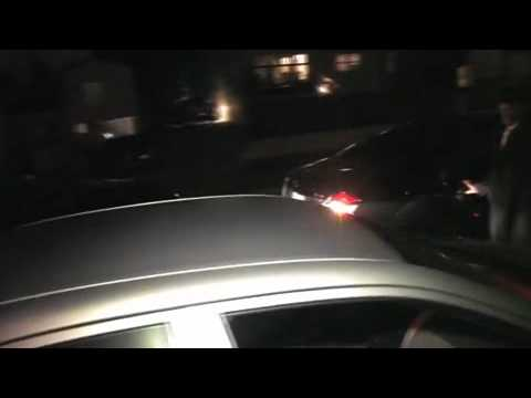 Видео Рианны выходящей из клуба Las Palmas