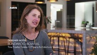 Designer Notes, Bundaroo Street House - Tziallas Omeara Architecture Studio