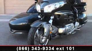 7. 2010 Honda Gold Wing Audio Comfort Navi XM ABS - RideNow Po