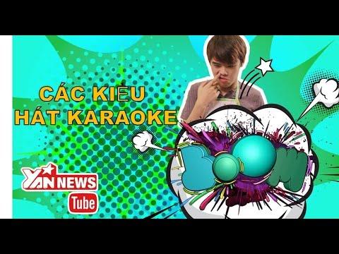 [BOOM] Các kiểu hát trong phòng Karaoke