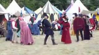 Huntingdon United Kingdom  city photos : Medieval Party in Huntingdon UK