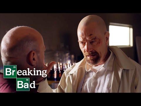 Hank Schrader vs. Walter White   Blood Money   Breaking Bad