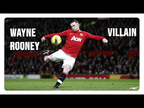 Wayne Rooney - Villain ● Crazy Skills, Tricks, Dribbles & Goals [Alter Kanal/ILMS/HD]