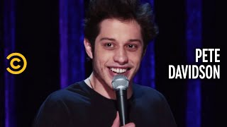 Pete Davidson: SMD - Coping with a Family Tragedy - Uncensored
