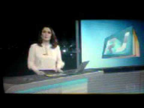 TV Globo Rio: Final do RJTV 2° Ed. e Início do Último Capitulo de Rock Story - 05/06/2017