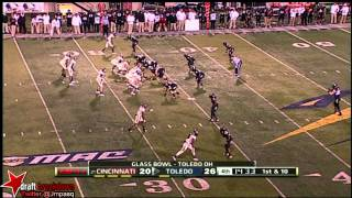 David Fluellen vs Toledo (2012)