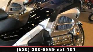 9. 2012 Honda Gold Wing Audio Comfort Navi XM ABS - RideNow Po