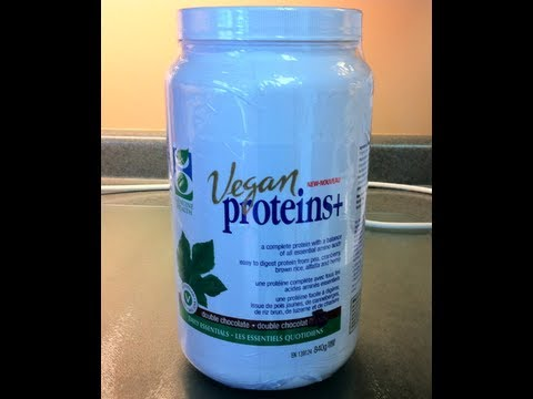 Vegan Weight Gain and Protein Shake