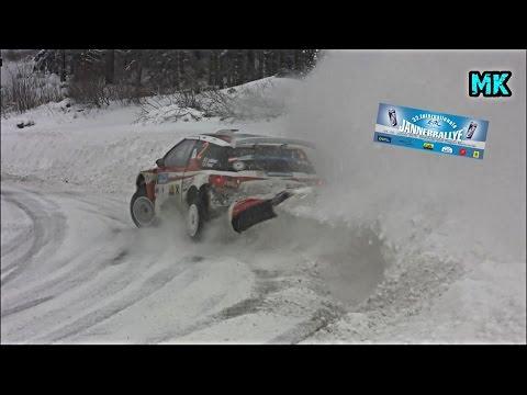 Jänner Rally 2015 Action