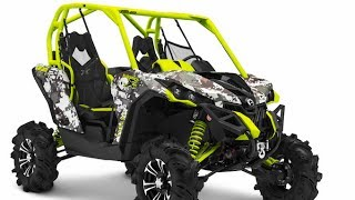 5. 2015 Can-Am UTV Line Up | First Look Review