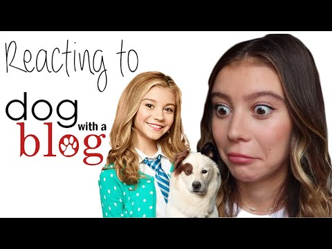 Dog With a Blog REACTIONS | G Hannelius