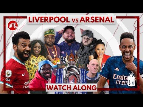 Liverpool vs Arsenal | Live Watch Along