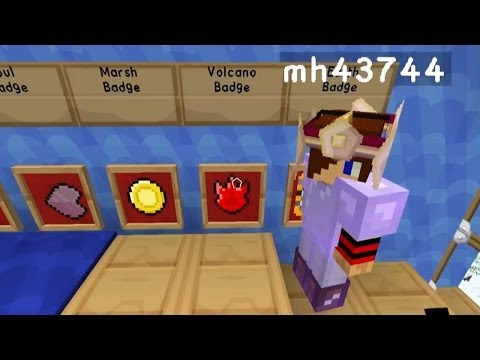 Badge - Hello everybody and welcome to my let's play on Pixelmon! Pixelmon is a minecraft PC mod that is amazing :) If you want to join me or check out the guys on t...