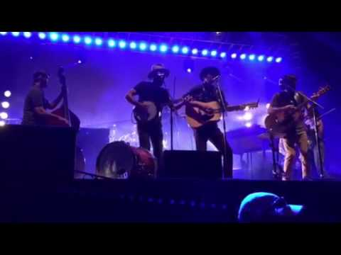 Milk & Sugar - G Love and the Avett Brothers, Roots&Blues&BBQ 10-2-16