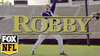 Rob Riggle stars in 'Robby' - FOX NFL Sunday by FOX Sports