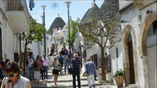 Alberobello Italy  city pictures gallery : Alberobello Trulli in Pulia Italy.