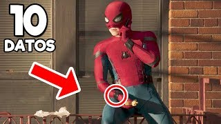 Sin Lugar a Dudas una de las Películas más esperadas del año es Spider-Man: Homecoming, Sin embargo, hay muchas de curiosidades sobre este film que ni sabemos y son súper interesantes.Así que prepárate porque conocerás 10 Curiosidades sobre Spider-Man: HomecomingNo olvides Suscribirte: http://goo.gl/Py2EiaRedes Oficiales:Facebook  https://www.facebook.com/iLeorjuTwitter  https://twitter.com/iLeorju Google+  https://plus.google.com/+iLeorjuInstagram  http://instagram.com/iLeorjuSi te gustó el video DALE LIKE y comparte el video :DCONTACTO  NEGOCIOS: contactoileorju@gmail.comMuchas gracias por haber visto mi video, recuerda que tus likes son el motor principal para continuar con este hobbie.DISCLAIMERI do not own the anime, music, artwork or the lyrics. All rights reserved to their respective owners!!! This video is not meant to infringe any of the copyrights. This is for promote.------------------------------------------------------------------------------------------Copyright DisclaimerTitle 17, US Code (Sections 107-118 of the copyright law, Act 1976):All media in this video is used for purpose of review & commentary under terms of fair use. All footage, & images used belong to their respective companies.Fair use is a use permitted by copyright statute that might otherwise be infringing.---------------------------------------------------------------------------------------------- AVISO LEGAL No soy dueño de anime, música, obras de arte o las letras. Todos los derechos reservados a sus respectivos propietarios !!! Este vídeo no tiene la intención de infringir cualquiera de los derechos de autor. Esto es para promover.----------------------------------------------------------------------------------------------- Copyright Responsabilidad Título 17, Código de Estados Unidos (Secciones 107 a 118 de la ley de derechos de autor, la Ley de 1976):Todos los medios de comunicación en este video se usa con fines de revisión y comentarios en los términos de uso justo. Todos me