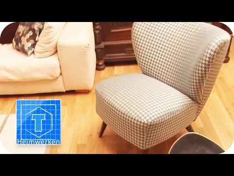 Upcycling: Neuer Look für alte Möbel | Tooltown