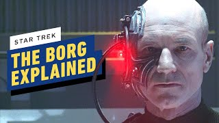 Star Trek: The History of the Borg Timeline by IGN