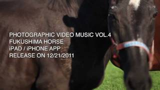 Hidaka-cho Japan  city images : PHOTOGRAPHIC VIDEO MUSIC Vol.4 FUKUSHIMA HORSE