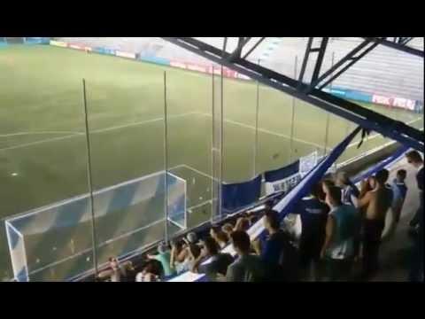 Os Farrapos - São José 2 x 1 Passo Fundo - Gauchão 2015 - Os Farrapos - São José