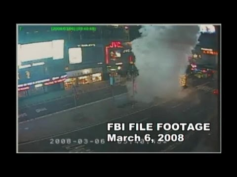 FBI - June 18 (Bloomberg) -- The Federal Bureau of Investigation released new surveillance video today of the 2008 bombing of the United States Armed Forces Recrui...