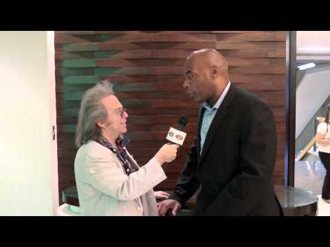 Alonzo Bodden on Comedy Matters TV at JFL in Montreal-July,  2012