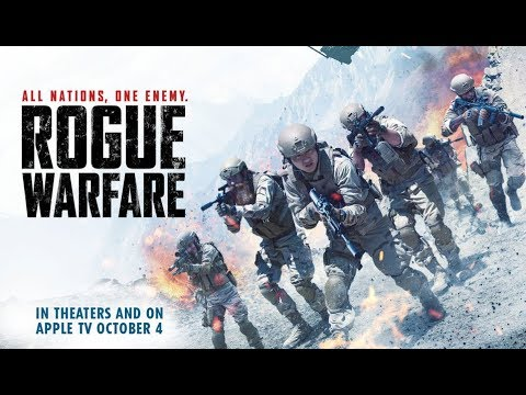 Rogue Warfare (2019) Official Trailer