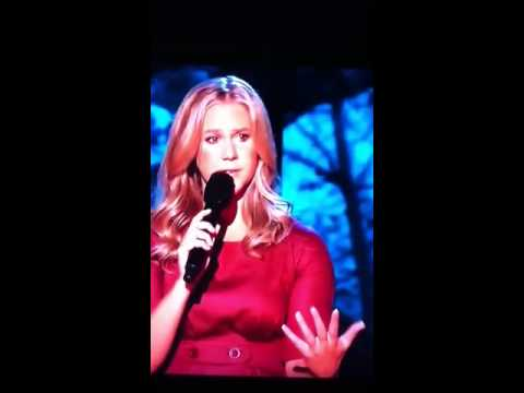 My favorite comedian ever Amy Schumer