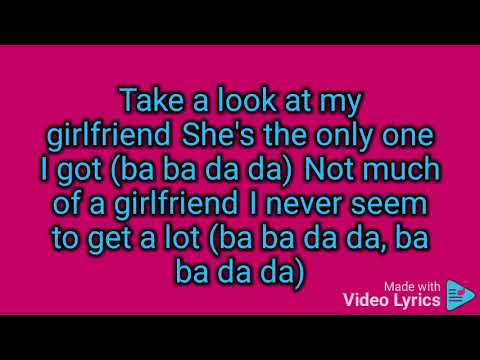 Gym class heroes cupid's chokehold Lyric video