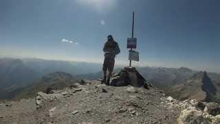 Samnaun Switzerland  City new picture : Muttler Summit Tour, Samnaun, Switzerland GoPro3