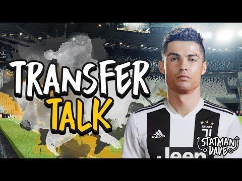 Cristiano Ronaldo: Where He Will Play For Juventus   Transfer Talk
