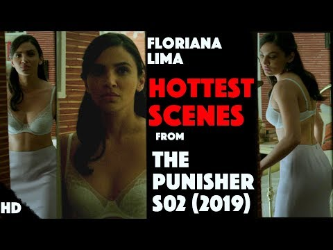 Floriana Lima Hot Scenes from The Punisher Season 2