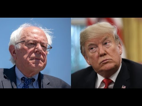 Bernie Sanders Compared to Trump's Extremism By Washington Post