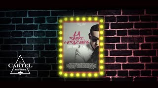La Rompe Corazones  Daddy Yankee Ft Ozuna Lyric Video