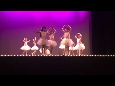 Ballet recital 2016 Footworks