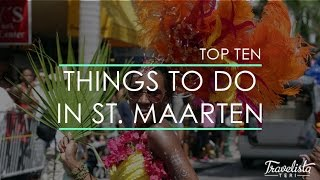 Here are my top 10 things to do in St. Maarten plus the details on how to do them.... 1. Taste local Rum - Visit Toppers Rhum...