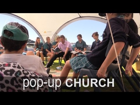 Pop Up Church