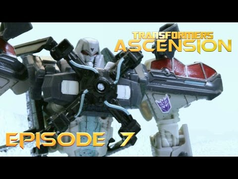 Transformers: Ascension | Season 1 | Episode 7 - 'Aria Bellum' [SEASON FINALE]